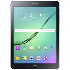 Samsung Galaxy Tab S2 9.7 Inch 32GB Cellular Tablet - Black