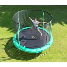 Jumpking 12ft Combo Trampoline