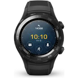 Huawei Watch 2 Bluetooth Sport Smart Watch - Black