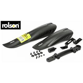 Rolson Front and Rear Mudguard
