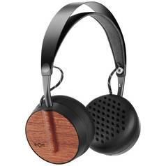 Marley Buffalo Soldier Wireless On-Ear Headphones - Black