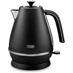 De'Longhi KBI3001 Distinta Kettle - Black