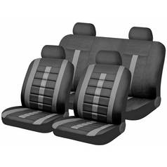 Lumbar Foam Support Car Seat Covers