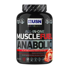 USN Muscle Fuel Anabolic Protein Shake Strawberry 2kg