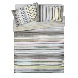 Argos Home Porter Stripe Bedding Set - Double