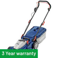 Spear & Jackson S2434CR 34cm Cordless Rotary Lawnmower - 24V