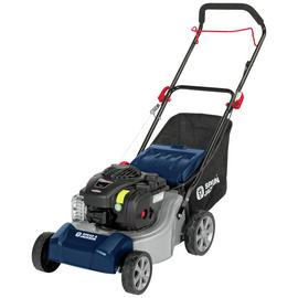 Spear & Jackson 41cm Hand Push Petrol Lawnmower - 125cc