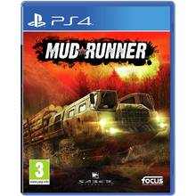 Spintires: MudRunner PS4 Game
