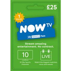 NOW TV 1 Month Sky Sports Pass