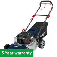 Spear & Jackson 46cm Self Propelled Petrol Lawnmower - 125cc