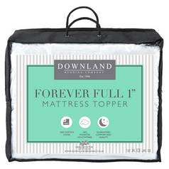 Downland 100% Cotton Mattress Topper - Superking