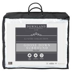 Downland Goose Feather and Down Surround Pillow