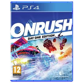Onrush PS4 Game