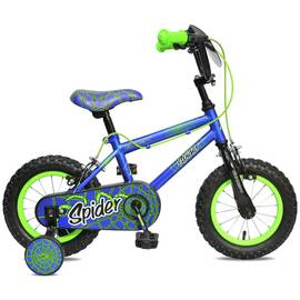 Concept 8.5 Inch Kids Bike - Spider
