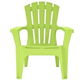 Maryland Plastic Stacking Chair - Green