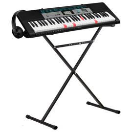 Casio LK-136AD Keyboard with Stand and Headphones
