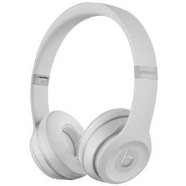 Beats by Dre Solo 3 On-Ear Wireless Headphones - Matt Silver