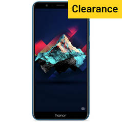 SIM Free HONOR 64GB Mobile Phone - Blue