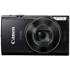Canon IXUS 285 20.2MP 12x Zoom Camera - Black