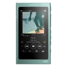 Sony NWA45GCEW Hi-Res Walkman 16GB MP3 Player - Green