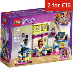 LEGO Friends Olivia's Deluxe Bedroom - 41329