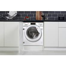 Hoover HBWM814D 8KG 1400 Spin Integrated Washing Machine