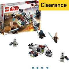 LEGO Star Wars Jedi Clone Troopers Battle Pack - 75206
