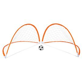 Opti Twin Flexi Football Goal