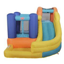 Chad Valley Inflatable Funhouse with Slide