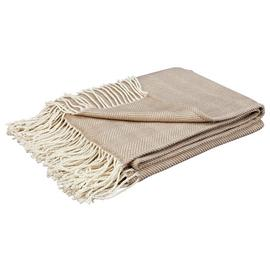 Argos Home Herringbone Throw