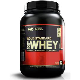 Optimum Nutrition 100% Gold Standard Whey Strawberry 908g