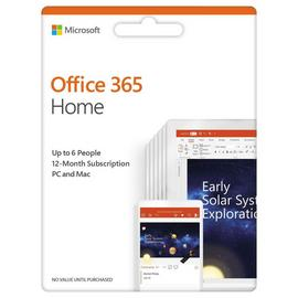 Microsoft Office 365 1 Year 6 Users - Store Collection