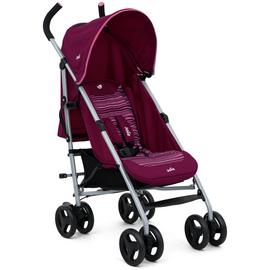 Joie Nitro Stroller - Pink Skewed Lines Best Price and Cheapest