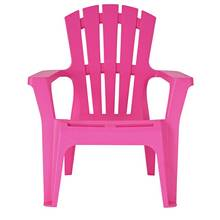 Maryland Plastic Stacking Chair - Pink
