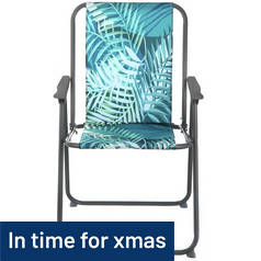 Picnic Chair - Palm