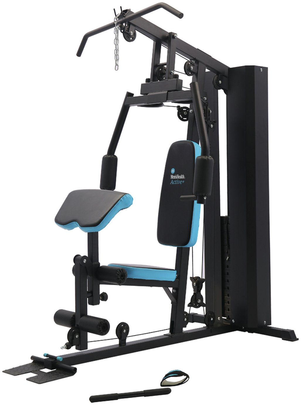 Buy men s health kg home multi gym multi gyms argos