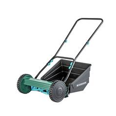 McGregor 38cm Wide Cylinder Lawnmower