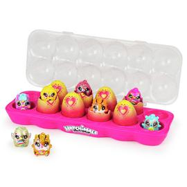 Hatchimals CollEGGtibles Limmy Edish 12 Pack Egg Carton