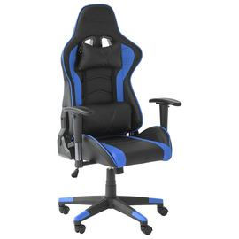 X Rocker Alpha eSports Ergonomic Office Gaming Chair - Blue