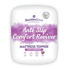 Slumberdown Anti Slip Comfort Mattress Topper