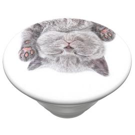 PopSockets PopGrip Phone Stand - Cat Nap
