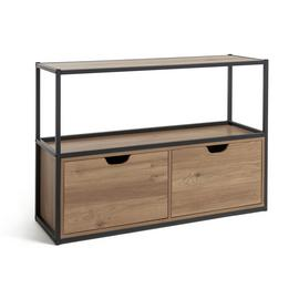 Habitat Loft Living 2 Drawer TV Unit