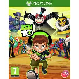 Ben 10 Xbox One Game