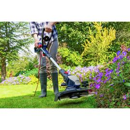Spear & Jackson S3525ET 25cm Corded Grass Trimmer - 350W