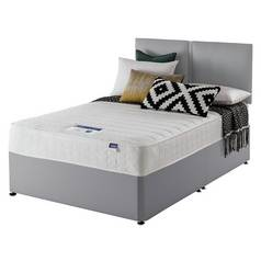 Silentnight Hatfield Microquilt Divan Bed - Double