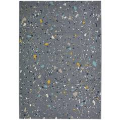 Creation Splash Rug - 120x170cm - Grey