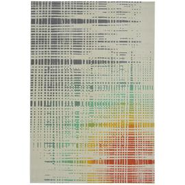 Creation Checker Rug - 120x170cm - Multicoloured