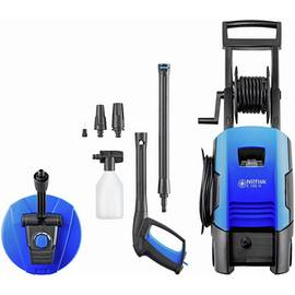 Nilfisk Compact 135 Pressure Washer/Patio Cleaner - 1700W