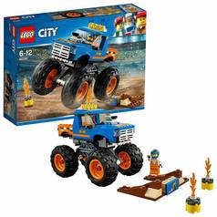LEGO City Vehicles Monster Truck Toy - 60180