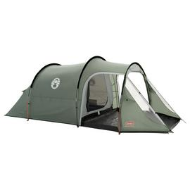 Coleman Coastline 3 Man 2 Room Tunnel Camping Tent